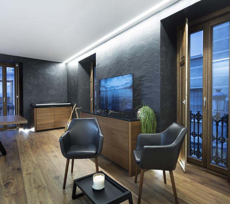 HOUSE I+A salón