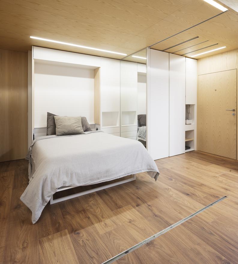 HOUSE I+A dormitorio