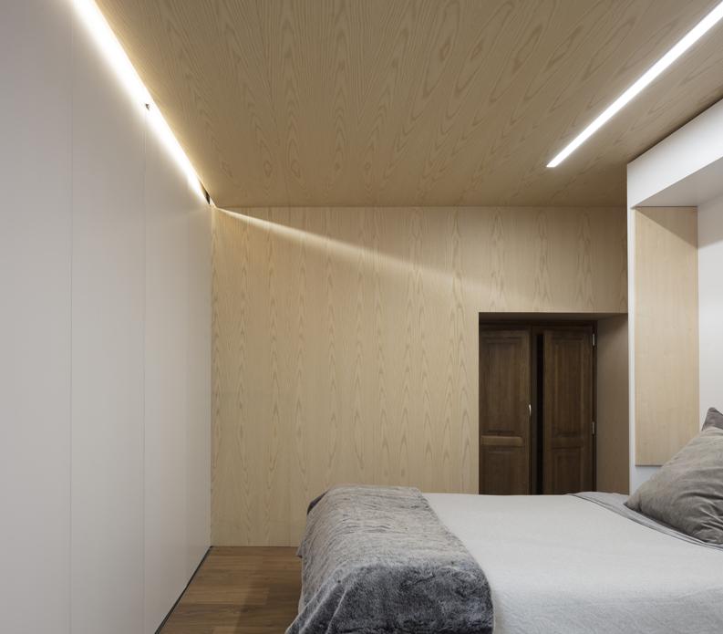 HOUSE I+A habitación