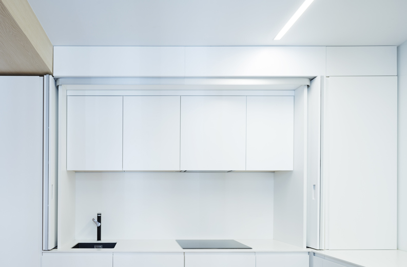 HOUSE I+A cocina