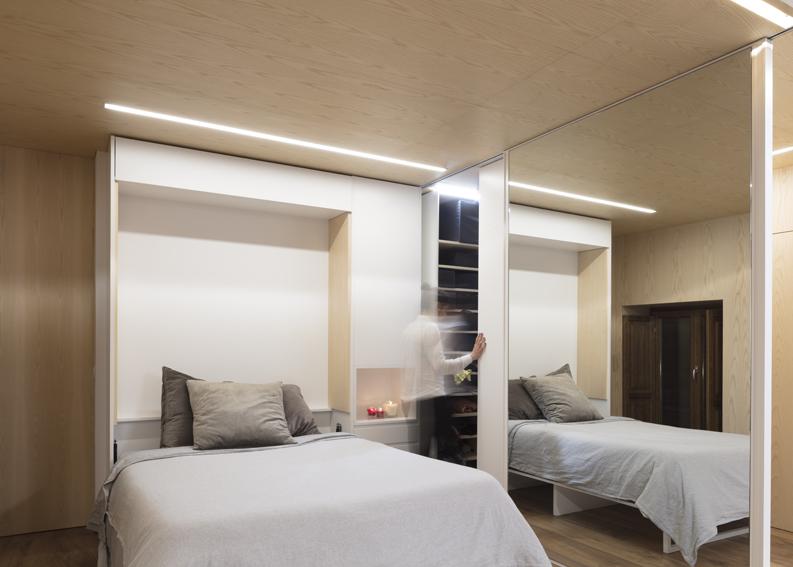 HOUSE I+A cama