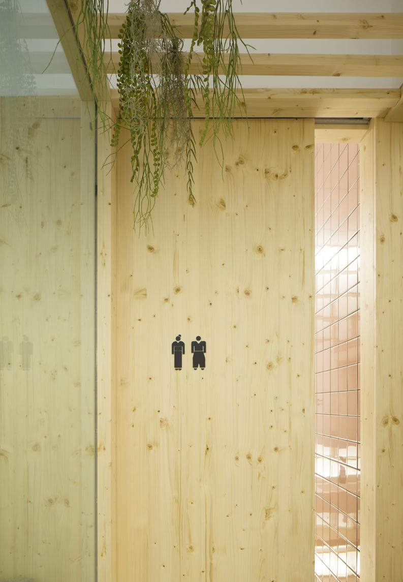 KAMON entrada baño