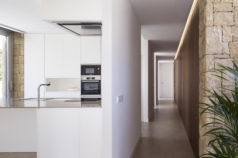 HOUSE C+J cocina