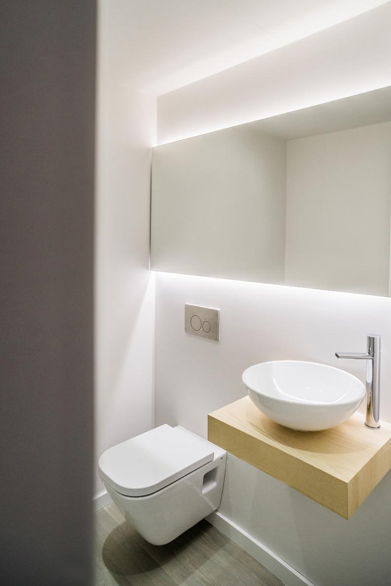 House P+C baño