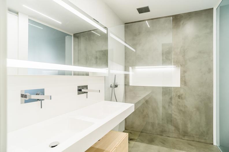 House P+C baño completo