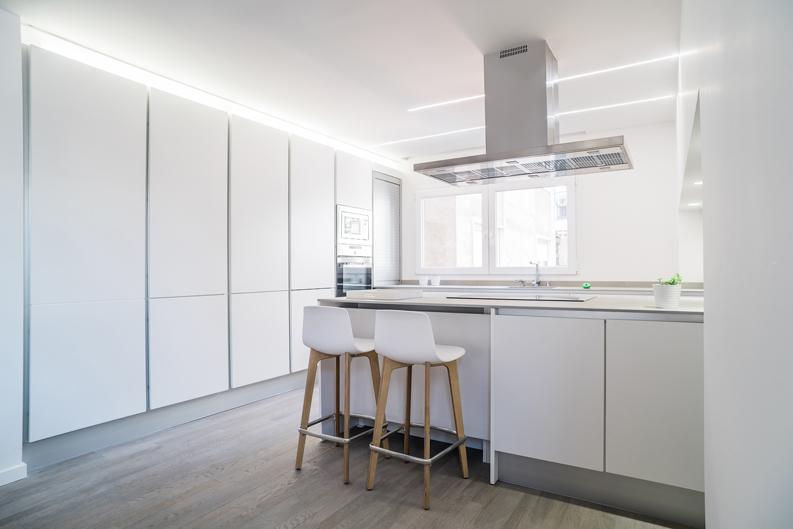 House P+C cocina