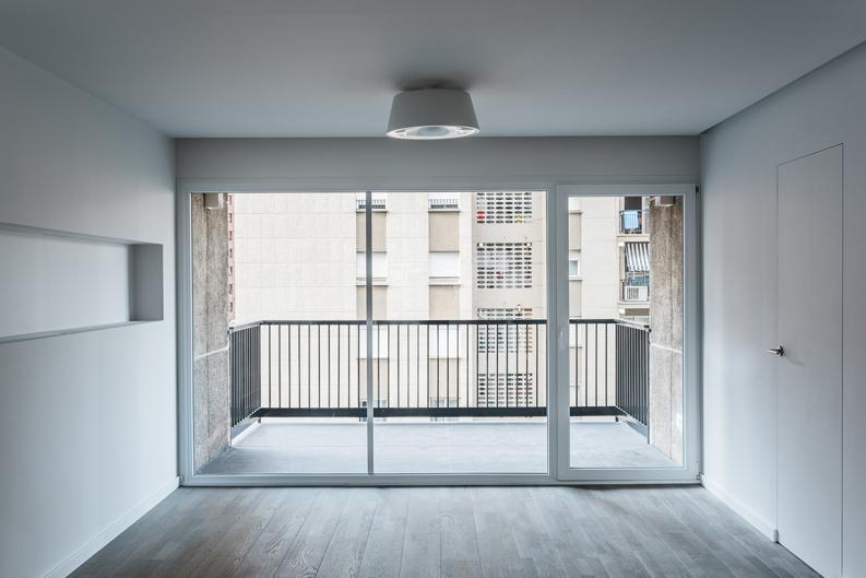 House P+C balcón