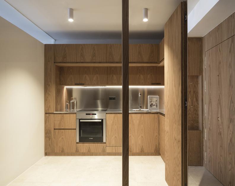 HOUSE I+J cocina