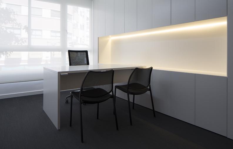 DSAE mesa de oficina