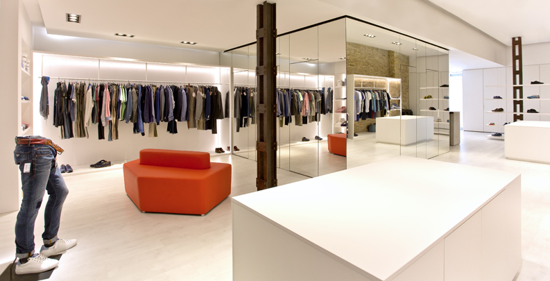 Boutique ropa