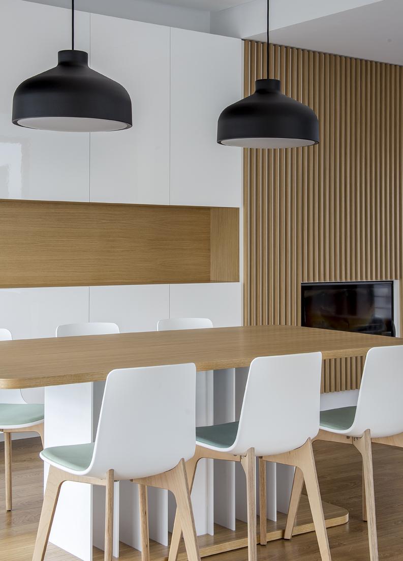 HOUSE S+M mesa y cocina