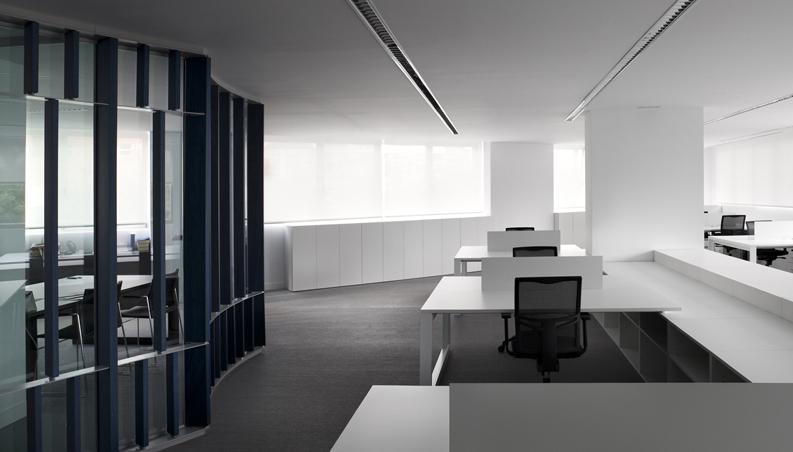 NOATUM BACKOFFICE oficinas iluminadas