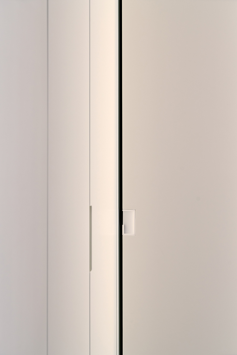 HOUSE M+P armario blanco