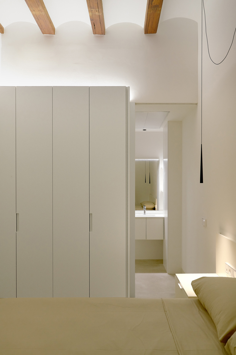 HOUSE M+P dormitorio baño